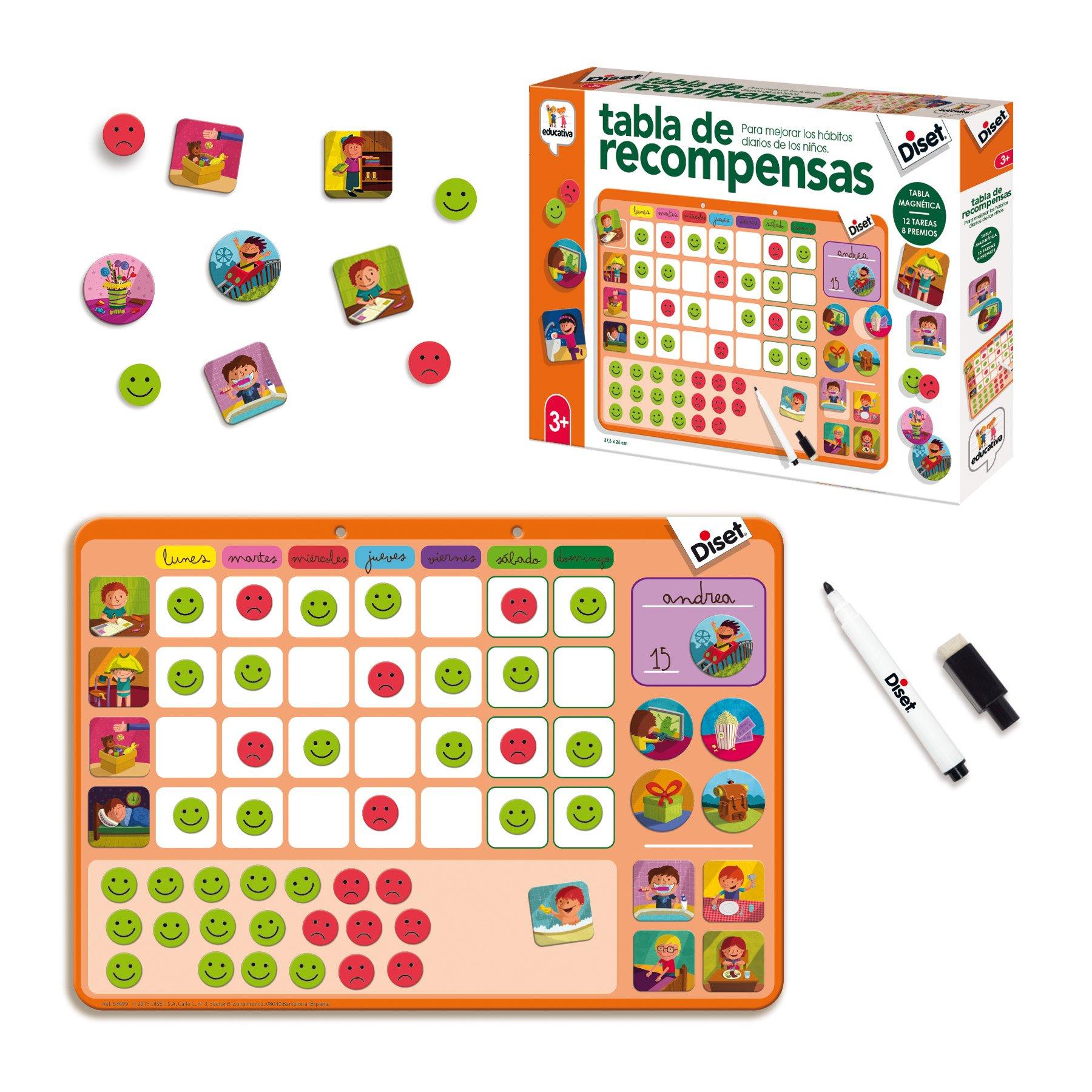 Mejor valorados en Tablas de recompensa para niños & Opiniones ...