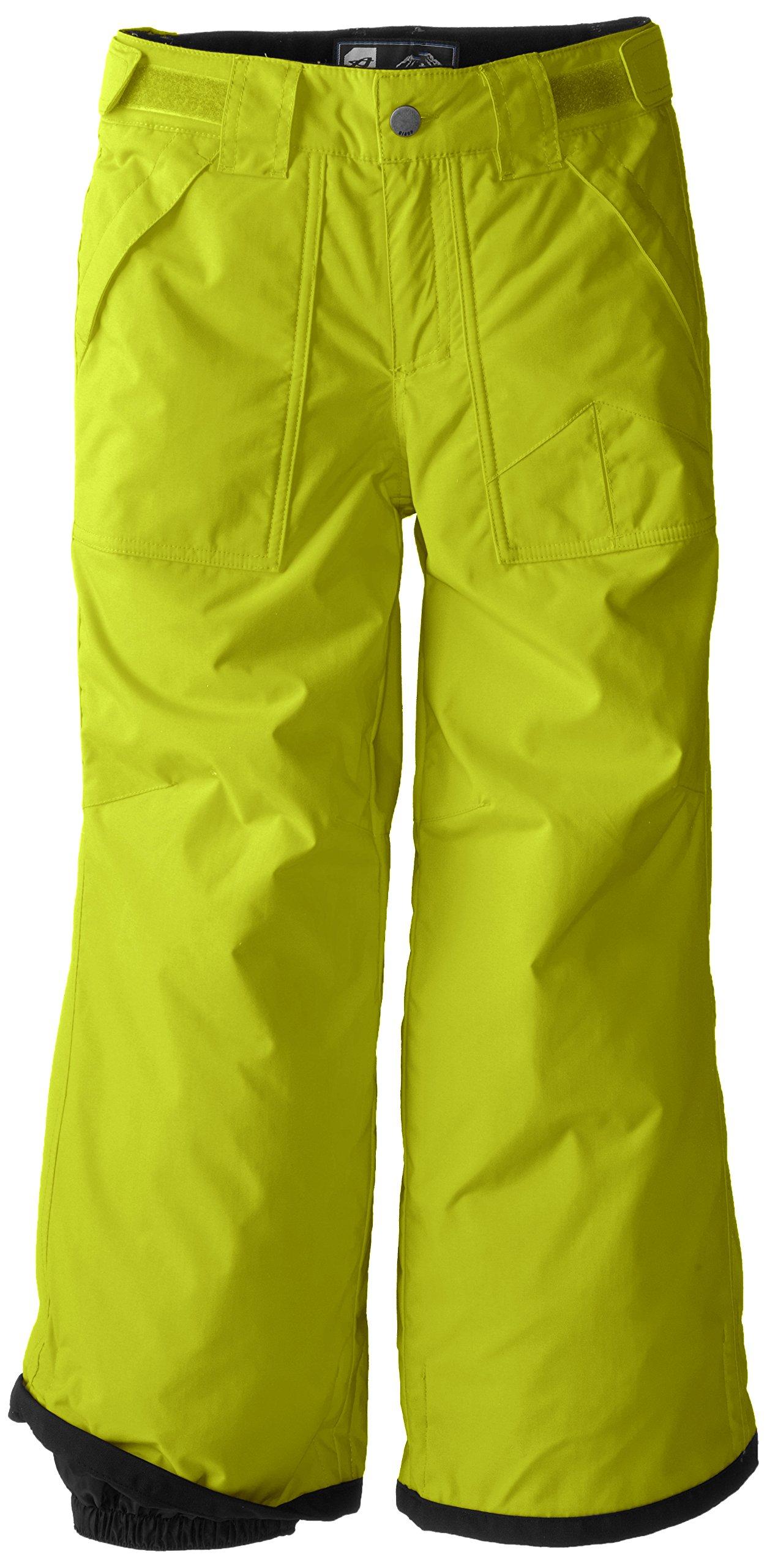 orage Boy's Tarzo Pant, Yellow, X-Small