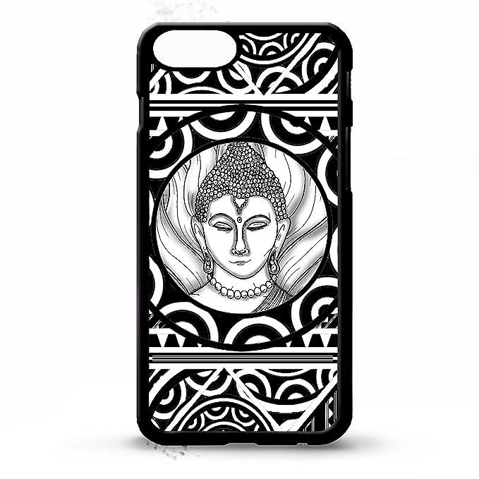 Para iphone 6 11,94 cm con figura de buda para polinesias tribal ...