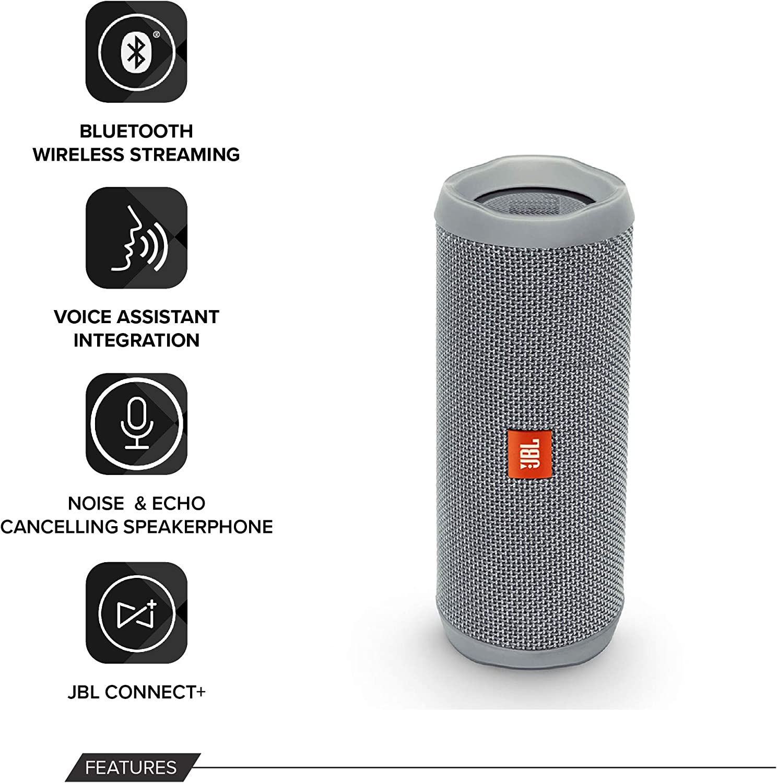 JBL Flip 4 Bluetooth Speaker 8