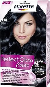 Palette Perfect Gloss - 110 Negro Azulado - [paquete de 3]