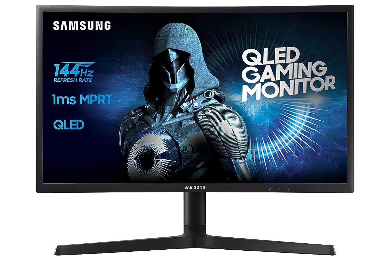 Samsung LC24FG73FQUXEN 24-Inch FHD 1920 x 1080 Curved Gaming Monitor