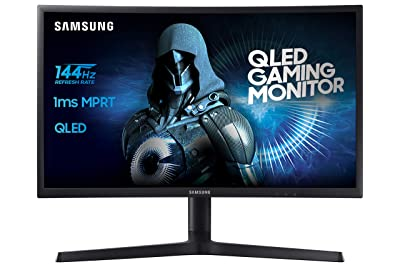 Samsung C27FG73 Monitor per PC Desktop Curvo VA da Gaming 27