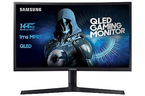 tv 24 pollici samsung curvo full hd  Samsung C24FG73-LC24FG73FQUXEN Monitor per PC Desktop Curvo VA da ...