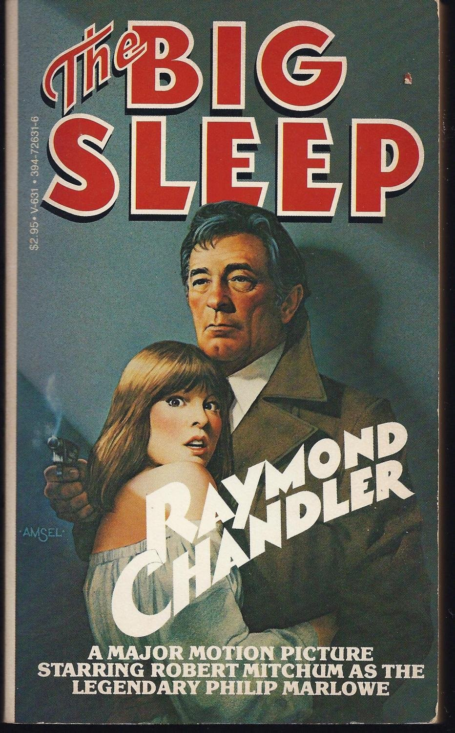 The Big Sleep, Chandler, Raymond