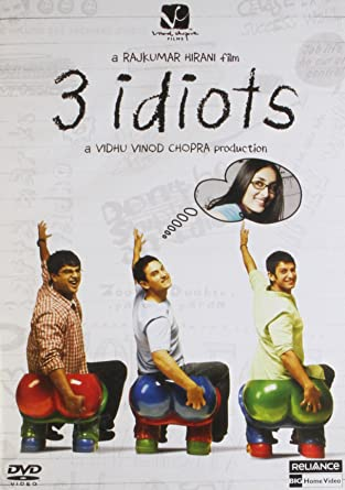 Amazonin Buy 3 Idiots Dvd Blu Ray Online At Best Prices In India