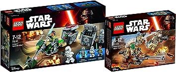 LEGO STAR WARS SET - 75141 kanans MOTOJET con Kanan Jarrus, einen ...