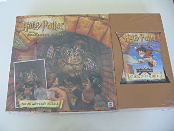 Amazon.com: Harry Potter y la piedra Sorcerer s 300 PC ...