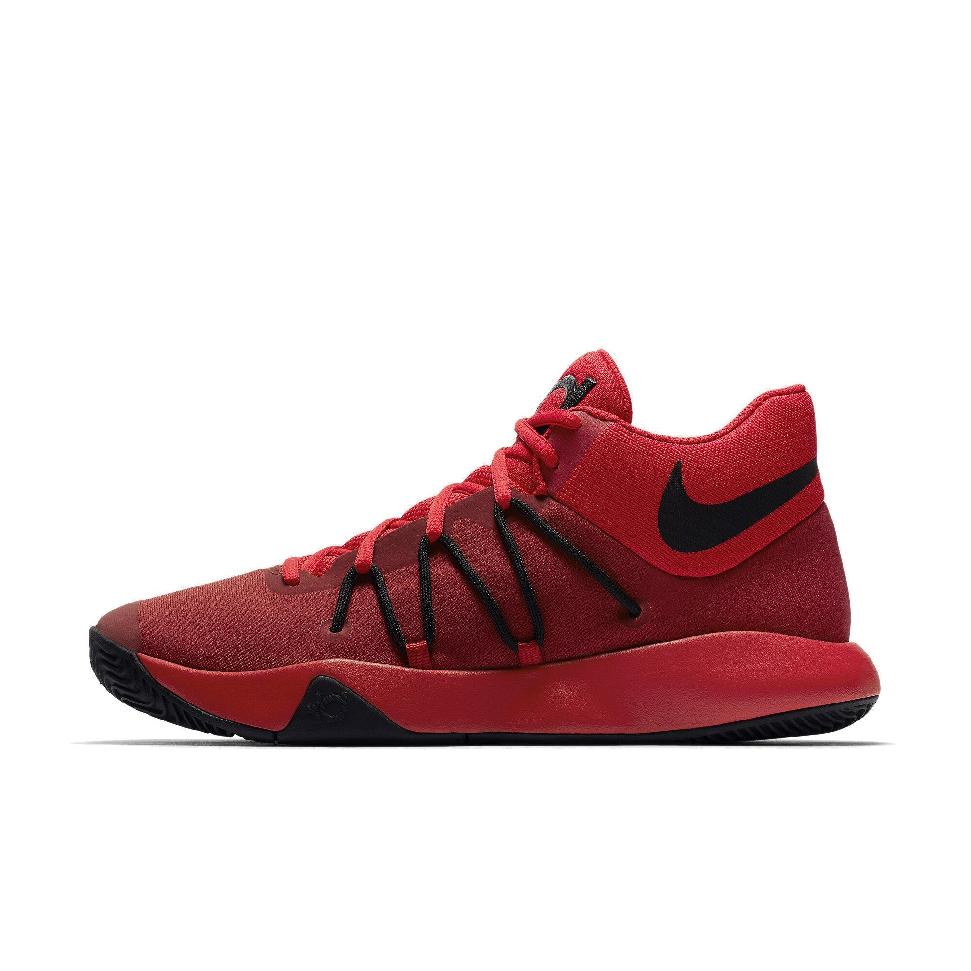 the latest a1ee7 9ec9b Galleon - NIKE Men's KD Trey 5 V Basketball Shoes (11.5, Red/Black)