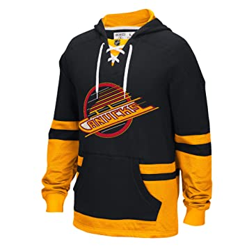 419057ac5 adidas NHL Vancouver Canucks Men s CCM Pullover Hoodie