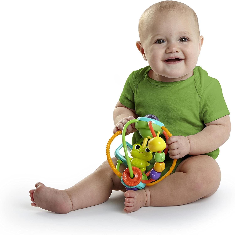Giocattolo Palla Colorata Clack /& Slide