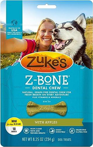 Zuke s Dental Chew Dog Treats