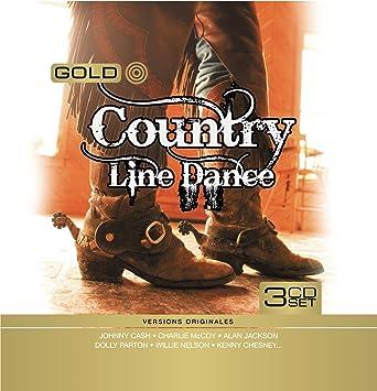71662a5d790d1b Country Line Dance : Multi-Artistes, Willie Nelson & George Jones ...