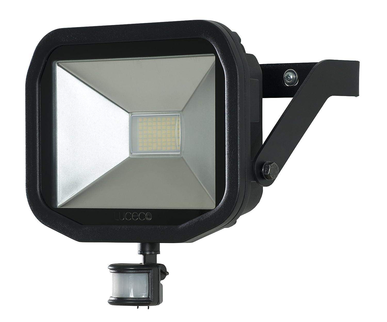 Luceco lfsp30b130 de la UE a +, Foco proyector Led con detector de ...