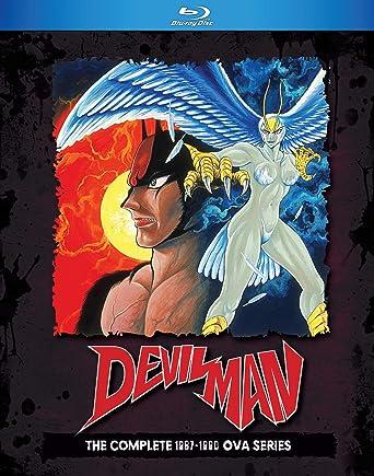 Amazon.com: Devilman Complete OVA Series [Blu-ray]: Devilman ...