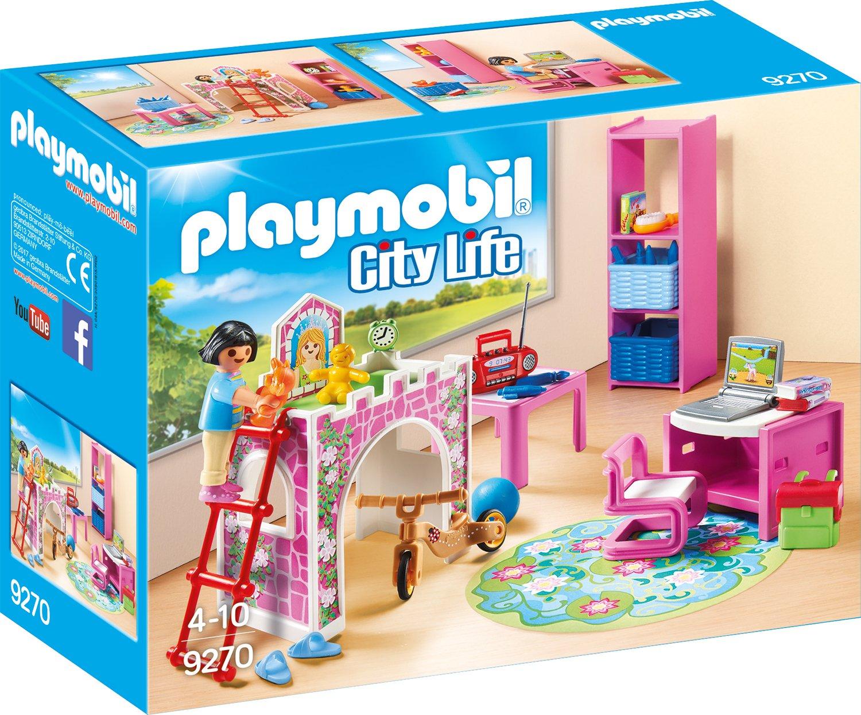 Amazon.de:PLAYMOBIL 9270 - Fröhliches Kinderzimmer
