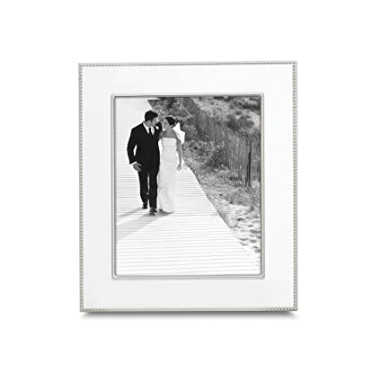Amazon.com - Reed & Barton Lyndon Silver plate Frame, 8\