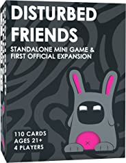 Disturbed Friends - First Expansion / Mini Game (All New Cards!)