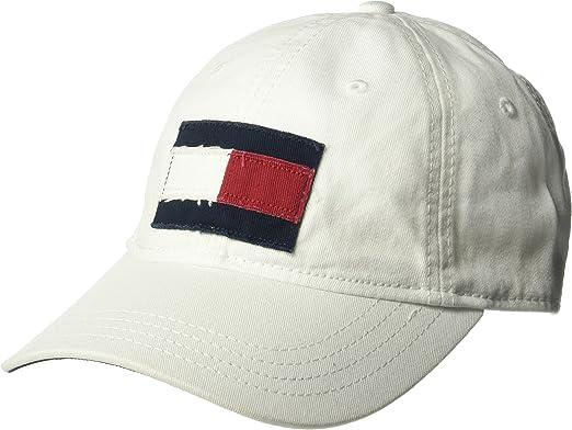 Tommy Hilfiger - Gorra de béisbol Hombres Talla única: Amazon.es ...