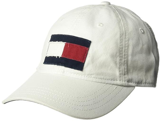 Tommy Hilfiger - Gorra de béisbol Hombres Talla única: Amazon.es: Ropa y accesorios