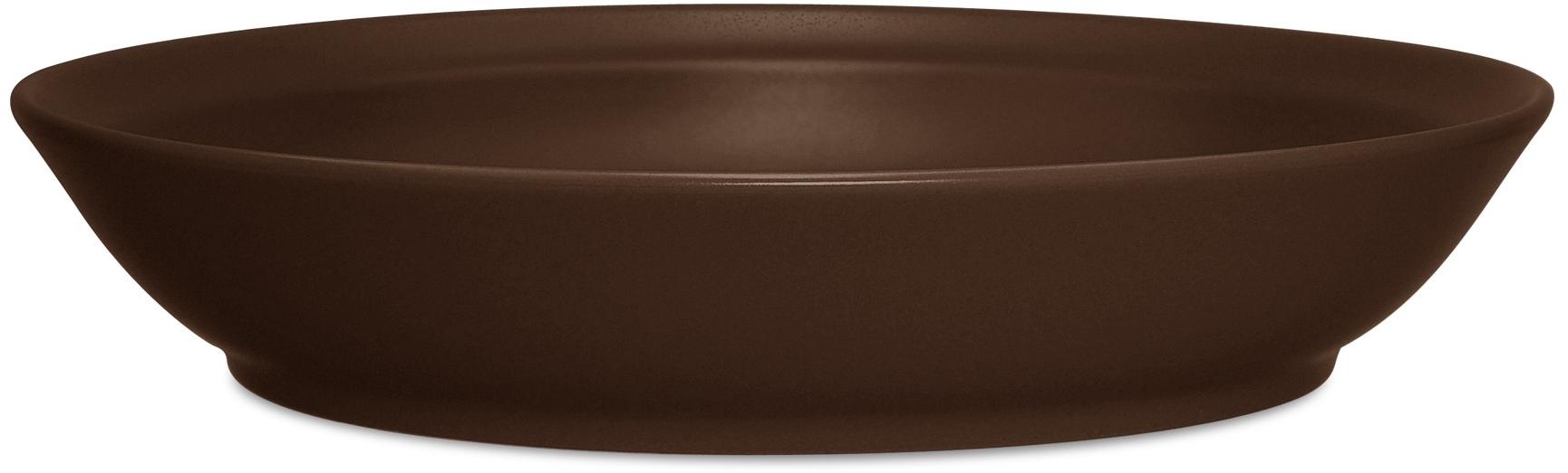 "Noritake Colorwave Chocolate Bakeware—Round Baker/Pie Plate, 9 1/2"""
