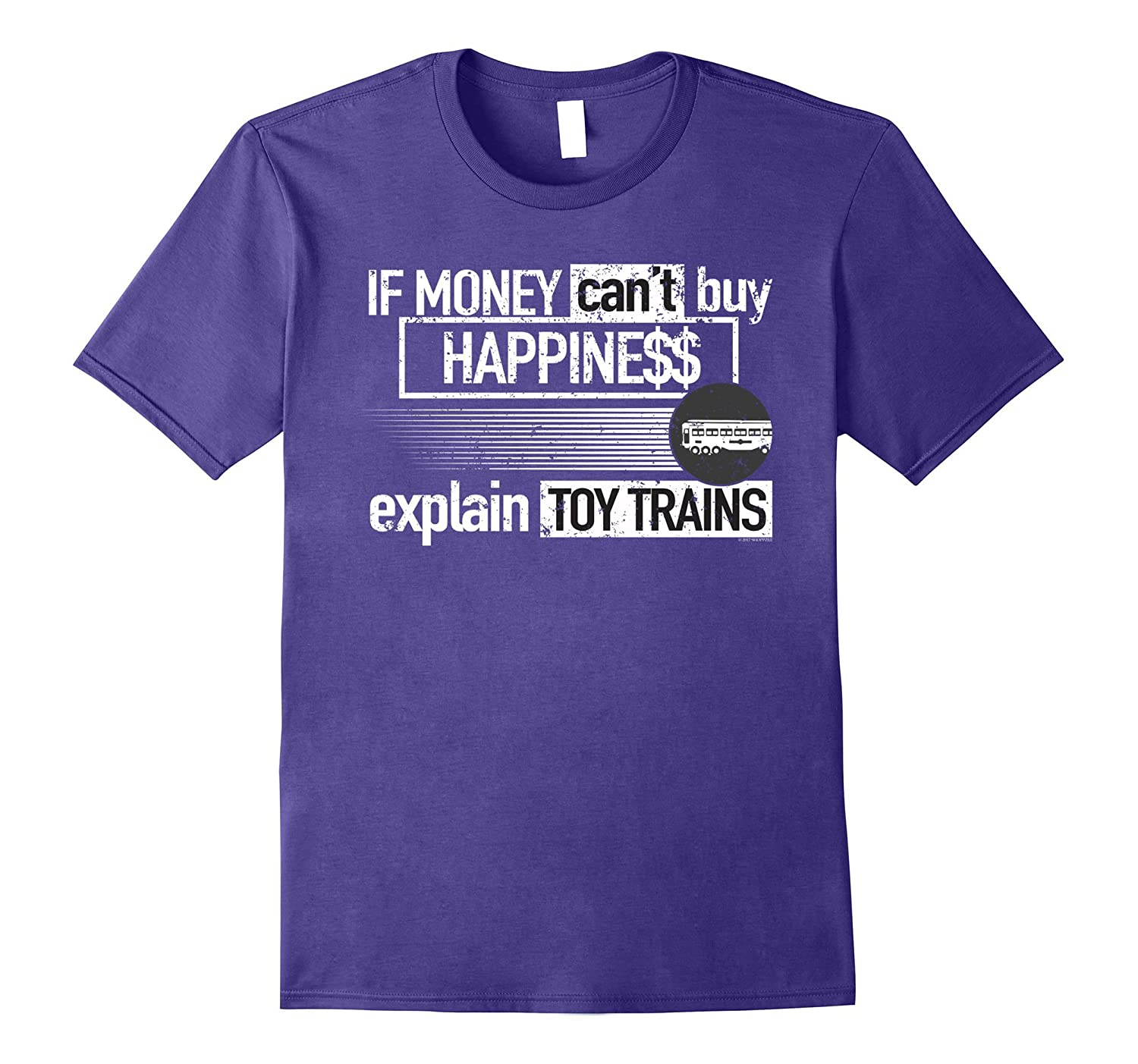 Happiness Explain Trains Model Trains Shirt Railroad Shirt-TJ