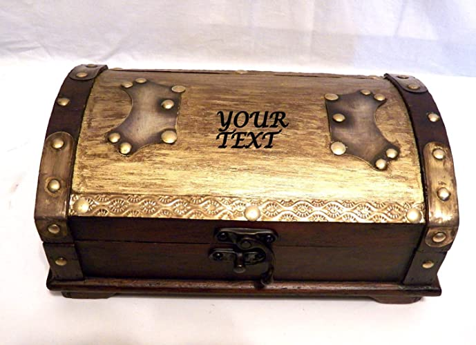 Amazoncom Personalized Wedding Jewelry Box Luxury Wedding Couple