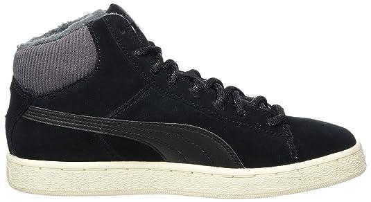 1948 Mid, Sneakers Basses Mixte Adulte, Noir Black Black, 39 EUPuma