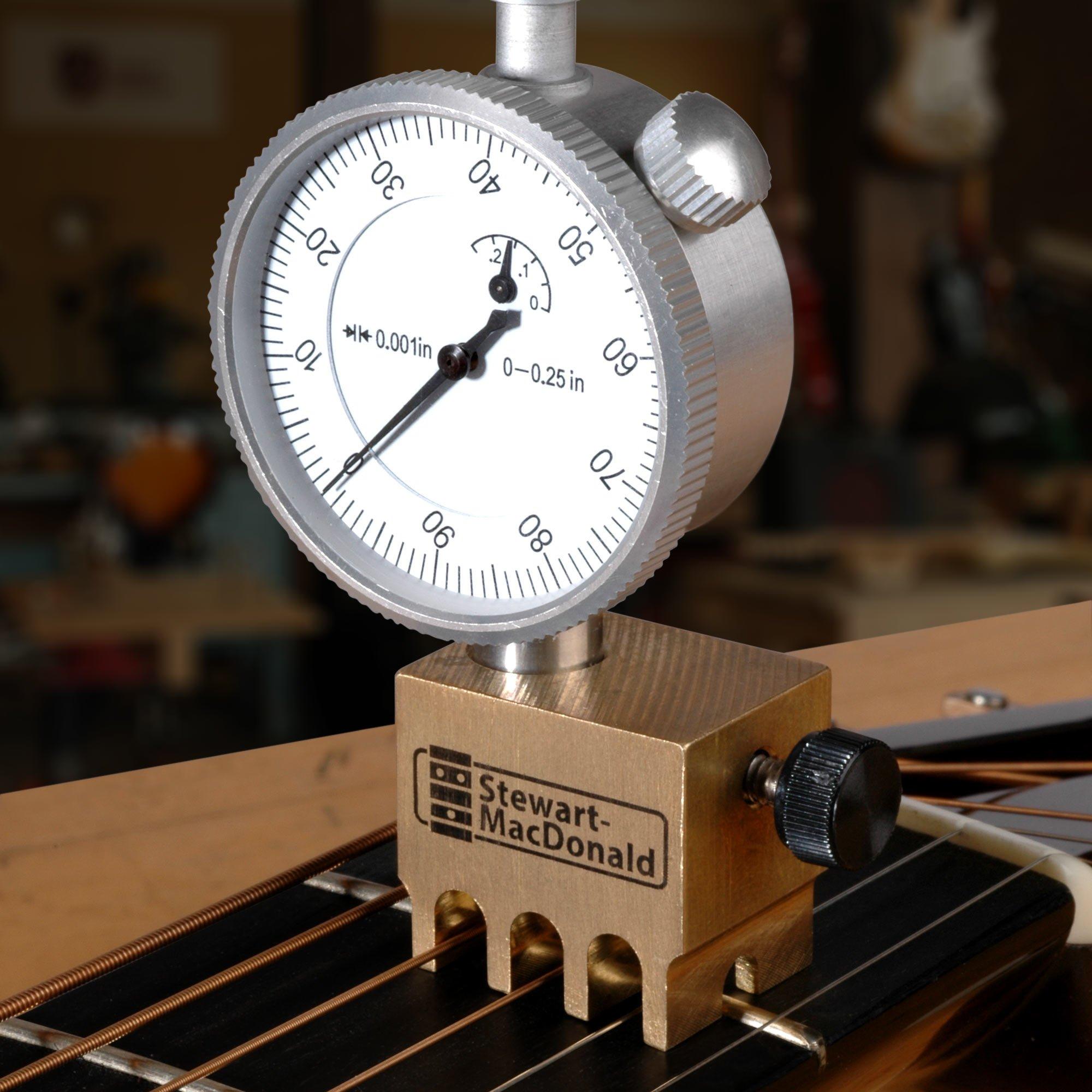 StewMac Nut Slotting Gauge for Guitar