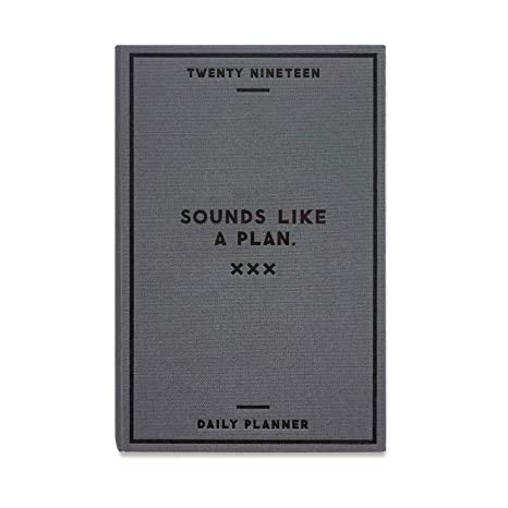 Amazon.com : Easy, Tiger Sounds Like A Plan 2019 Daily ...