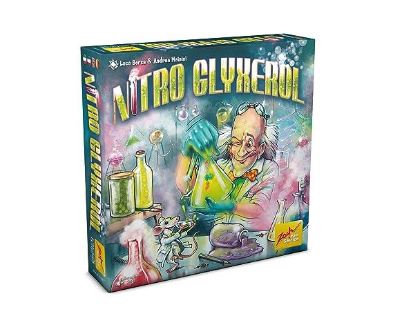 Zoch Nitro Glyxerol Niños y adultos Juego de habilidades ...