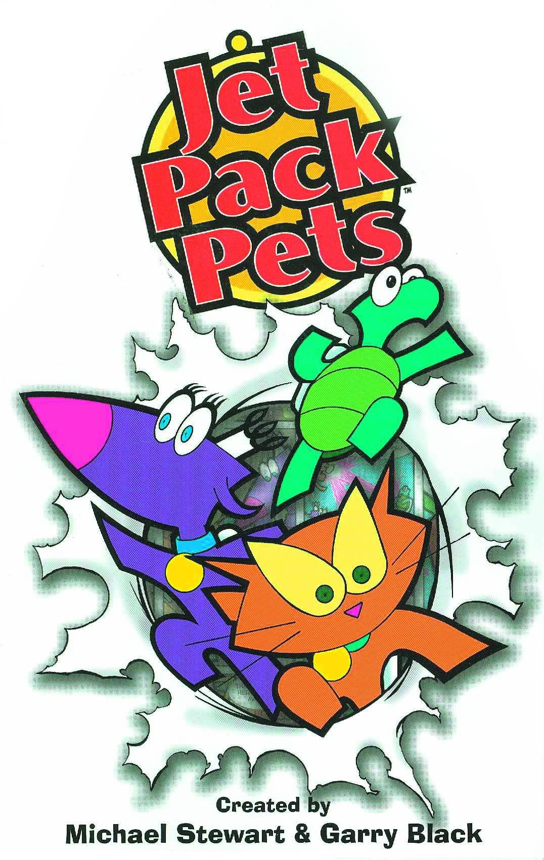 Jet Pack Pets pdf epub
