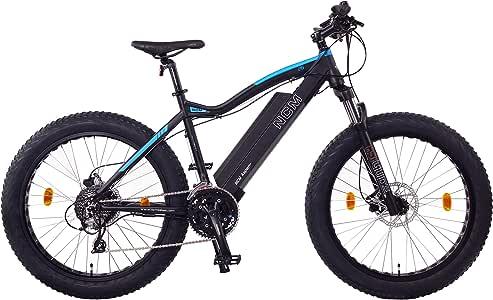 "NCM Aspen+ 26"" Bicicleta eléctrica, Fat Bike, 48V 16Ah 768Wh"