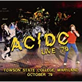 Live 79-Towson State College,Maryland October 7