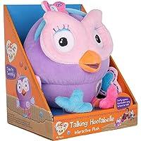 Giggle & Hoot AG3117 - Talking HootabelleInteractive Toy,20 x 16 x 15cm