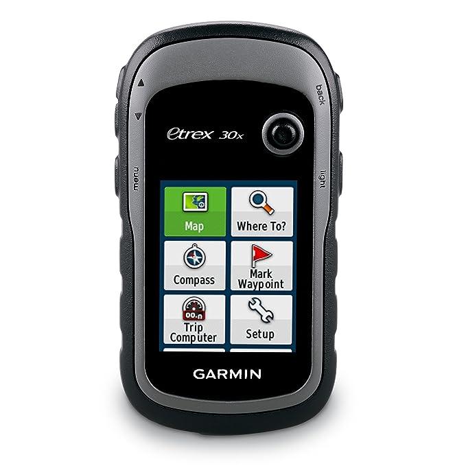 Garmin eTrex 30x Outdoor Handheld GPS Unit with TopoActive Western
