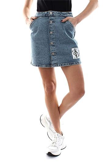 Calvin Klein J20J212786 Falda Mujer: Amazon.es: Ropa y accesorios