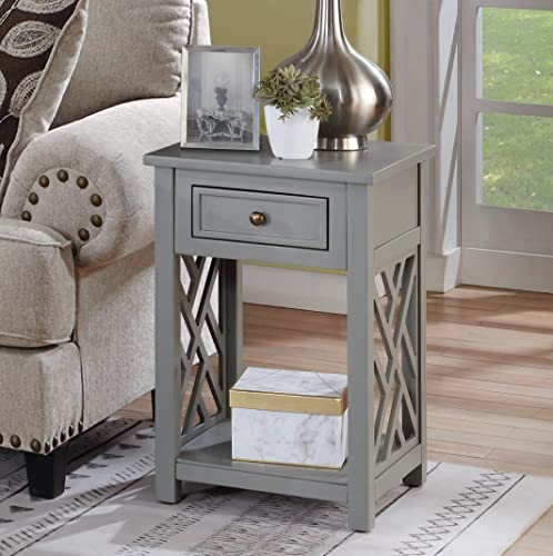 Coventry Wood End Table