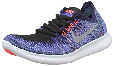 e2041bdb71b5 Nike Women s Free Rn Flyknit 2017 Training Shoes  Amazon.co.uk ...