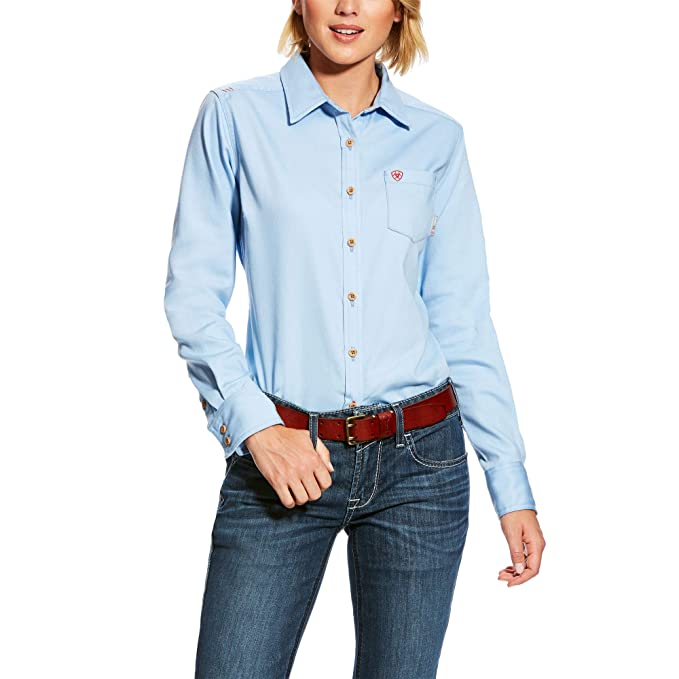 Ariat Women's Flame Resistant Work Shirt