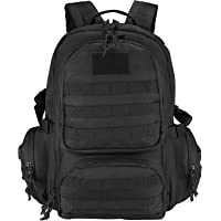ProCase 3 Day Military Army Assault Pack Tactical Backpack, 42L Large 600D Oxford Molle Go Bag for Trekking, Camping…