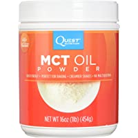 Quest Nutrition Mct oil powder, 454g