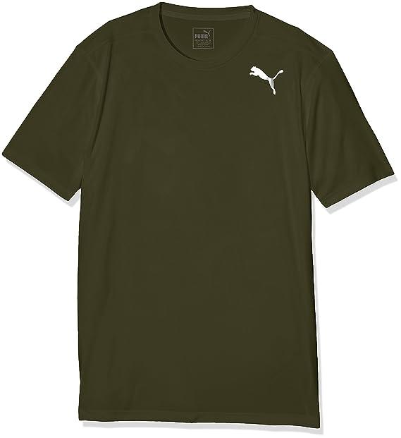 PUMA 703509 03 Camiseta, Hombre: Amazon.es: Ropa y accesorios