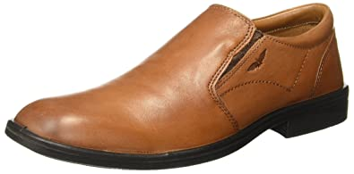 fb35e2e0cb Park Avenue Men's Brown Leather Formal Shoes-11 UK/India (45 EU ...