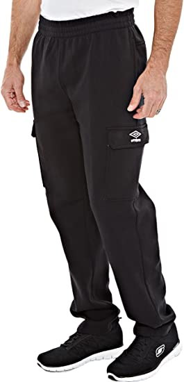 umbro cargo sweatpants