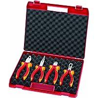 KNIPEX 00 20 15 4-Piece 1,000V Insulated Tool Set