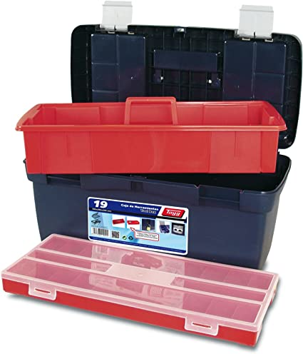 Tayg 19 Caja herramientas plástico n.19, 580 x 290 x 290 mm ...