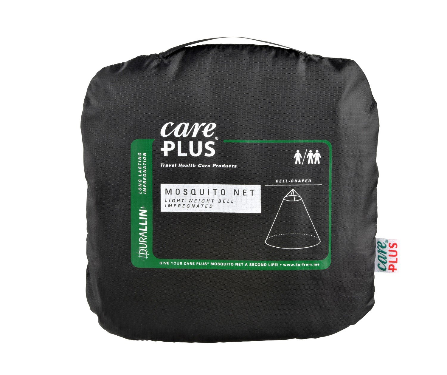 Care Plus Mosquito Net Light Weight Bell DuraSec Allin