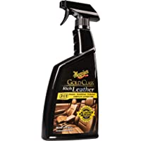 MEGUIAR'S G10924SP Gold Class Rich Leather Cleaner & Conditioner, 24. Fluid_Ounces