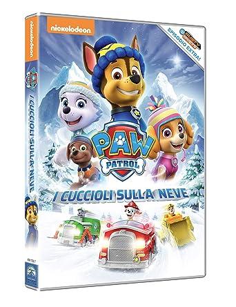 Paw Patrol I Cuccioli sulla Neve ( DVD)